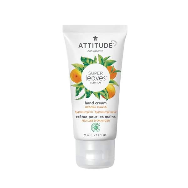 Hand Cream : Super leaves™ : Orange Leaves