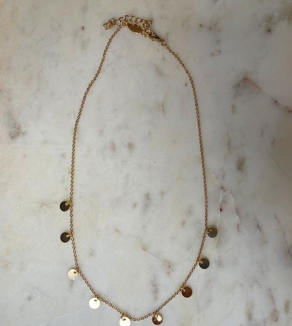 Lunar Charm Necklace