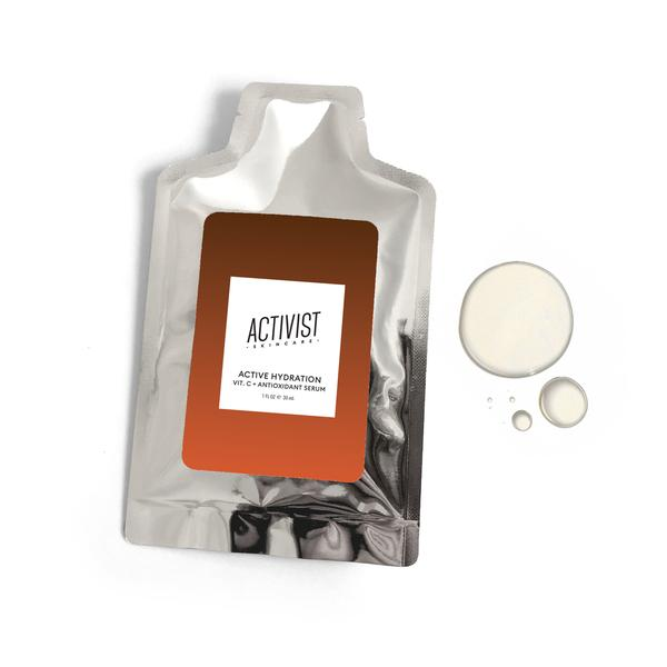 Active Hydration C+ Antioxidant Serum  refill pouch