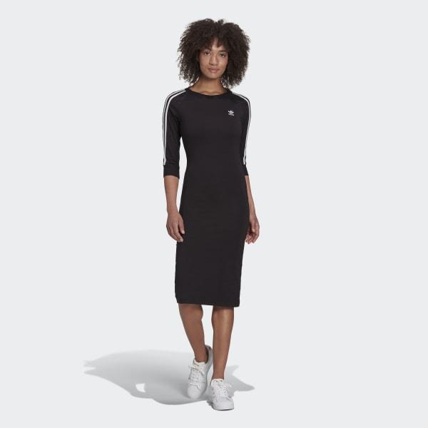 adidas Adicolor Classics Dress – Black   adidas US