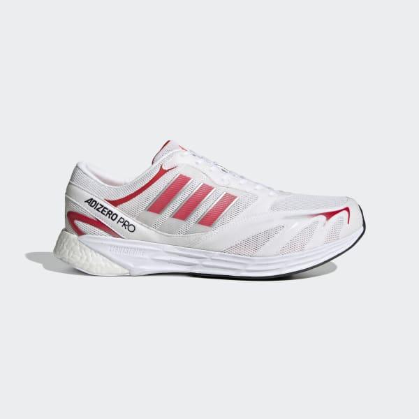 adidas Adizero Pro V1 DNA Shoes – White   adidas US