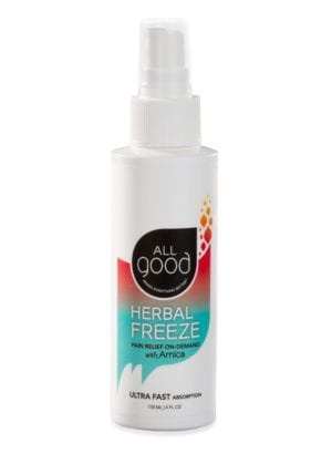 All Good Products | Herbal Freeze with Arnica – 4oz