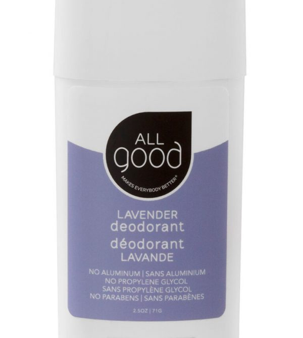 All Good Products | Unscented Deodorant