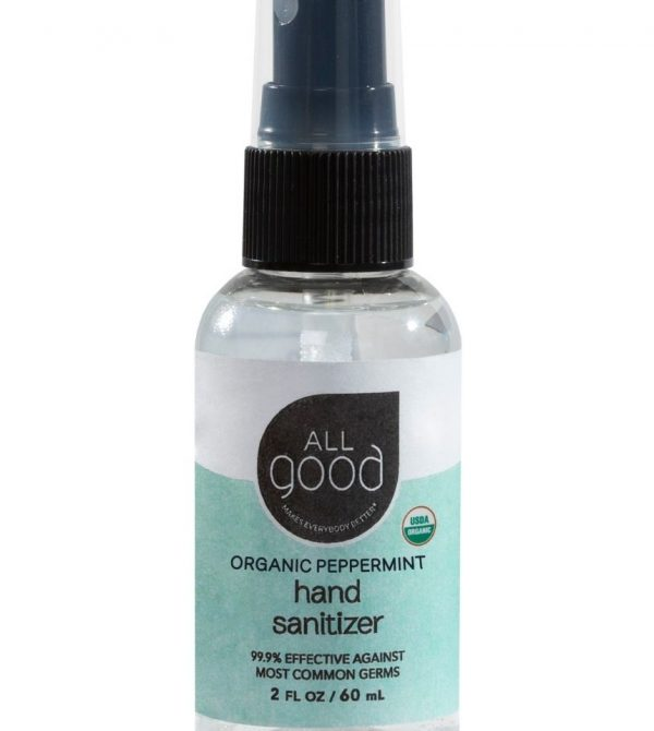 All Good Products | Hand Sanitizer
