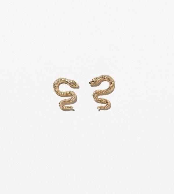 Snake Earrings – Boa