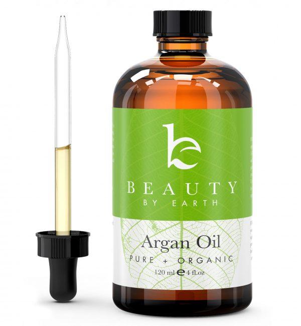 Organic Argan Oil – For Radiant hair & Skin