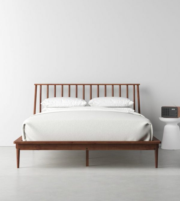 Armand Solid Wood Bed
