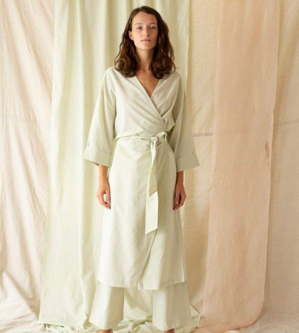 Agnes Wrap, Celery | General Sleep