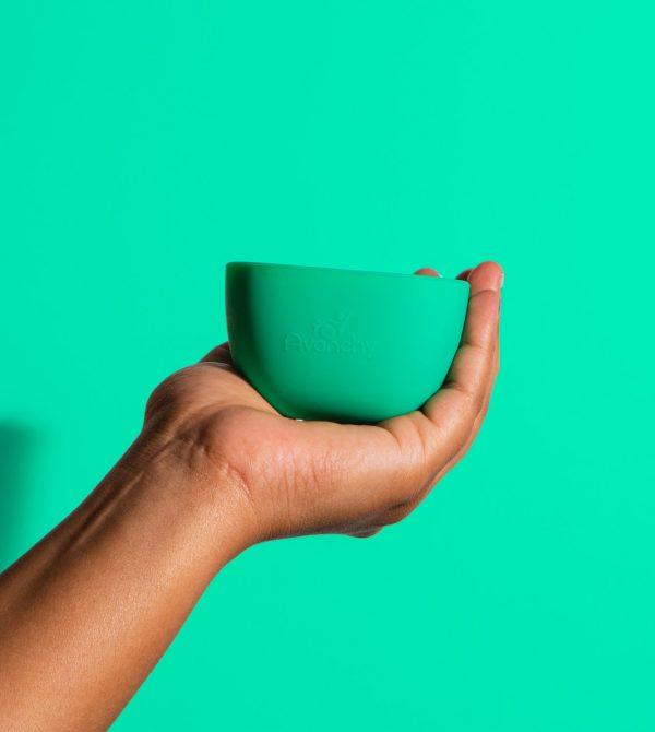 Avanchy La Petite Silicone Mini Bowl