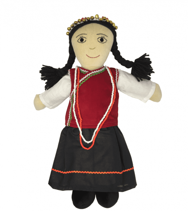 Lisu Doll – Girl – Fair-Trade Toy