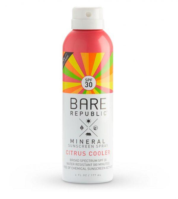 Mineral SPF 30 Sport Sunscreen Spray