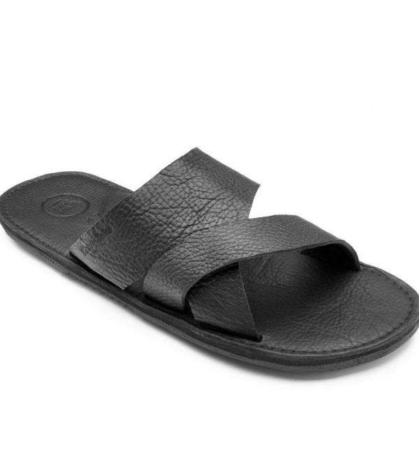 The Mateo Men's Leather Sandal
