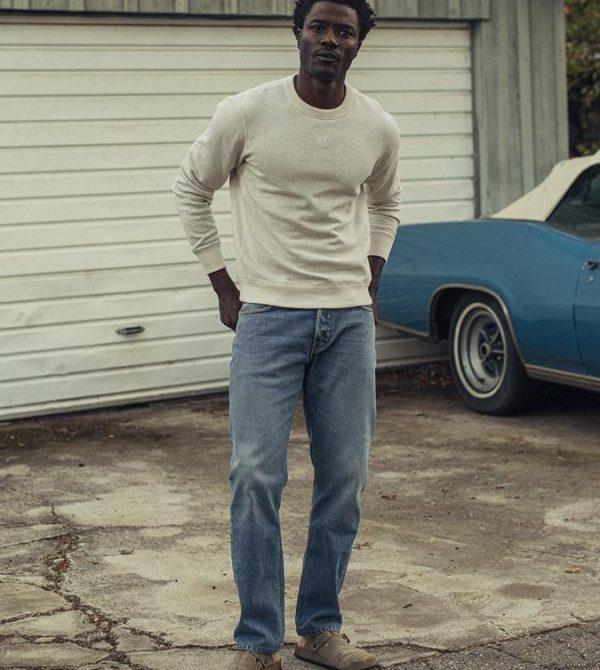 Light Wash Ford Standard Jean