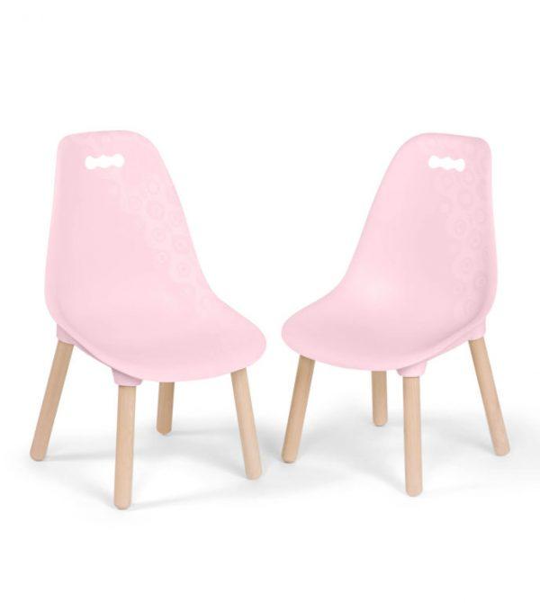 Kid Century Modern : Chair Set – Pink