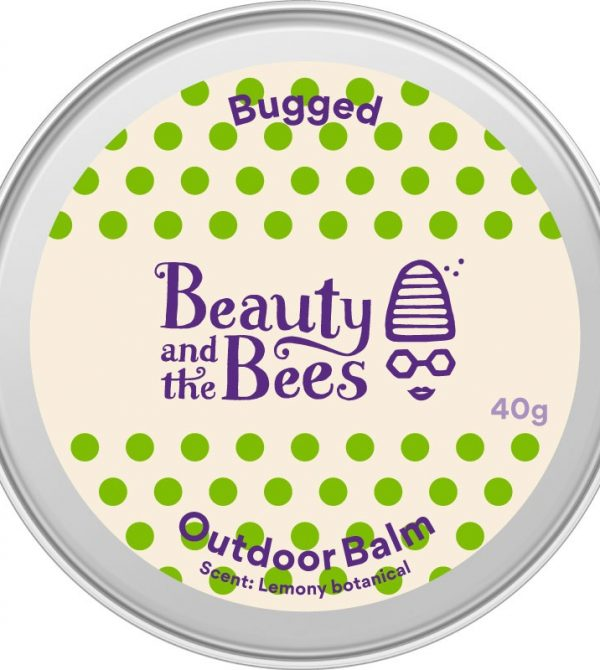 Bugged Outdoor Balm – Beauty and the Bees