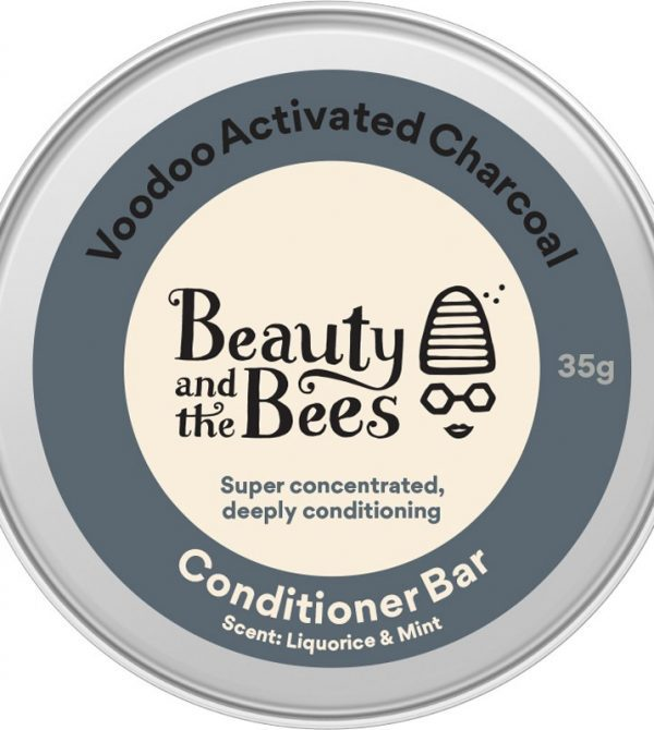 Voodoo Activated Charcoal Conditioner Bar – Beauty and the Bees