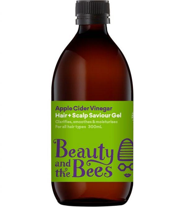 Apple Cider Vinegar Hair + Scalp Saviour Gel