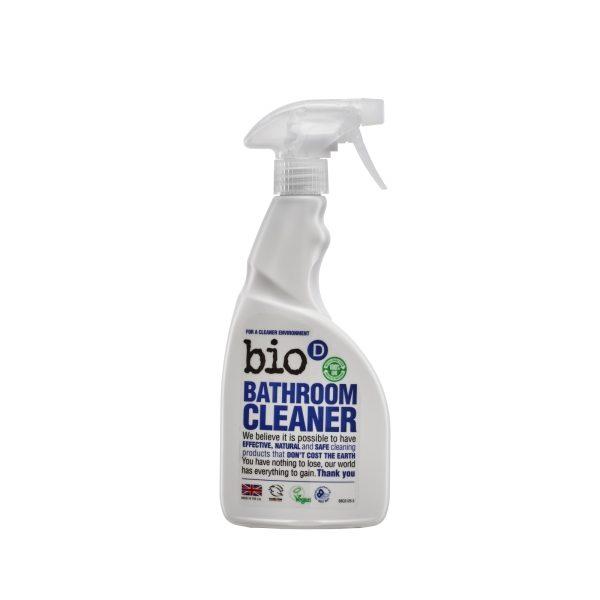 Bio-D Bathroom Cleaner – 500ml – The Bio-D Company