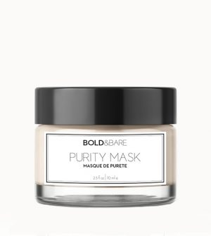 PURITY MASK – BOLD & BARE