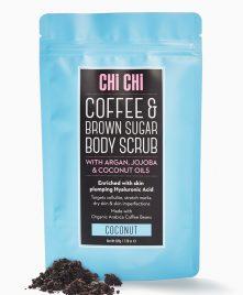 Coconut – Coffee & Brown Sugar Scrub
