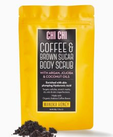Manuka Honey – Coffee & Brown Sugar Scrub