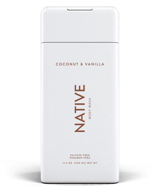 Women's Coconut & Vanilla Body Wash