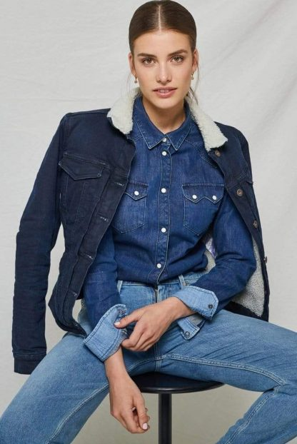 The Essential Denim Jacket   An Eco-Friendly Jean Jacket