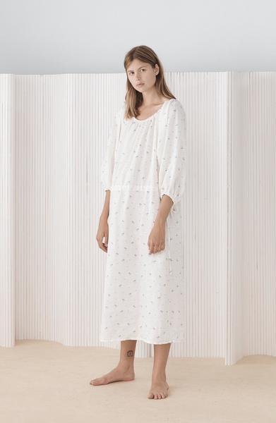 sleep dress – vintage floral