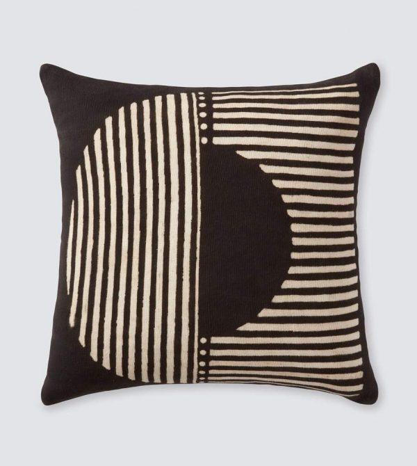 Mud Cloth Throw Pillows | Reversible