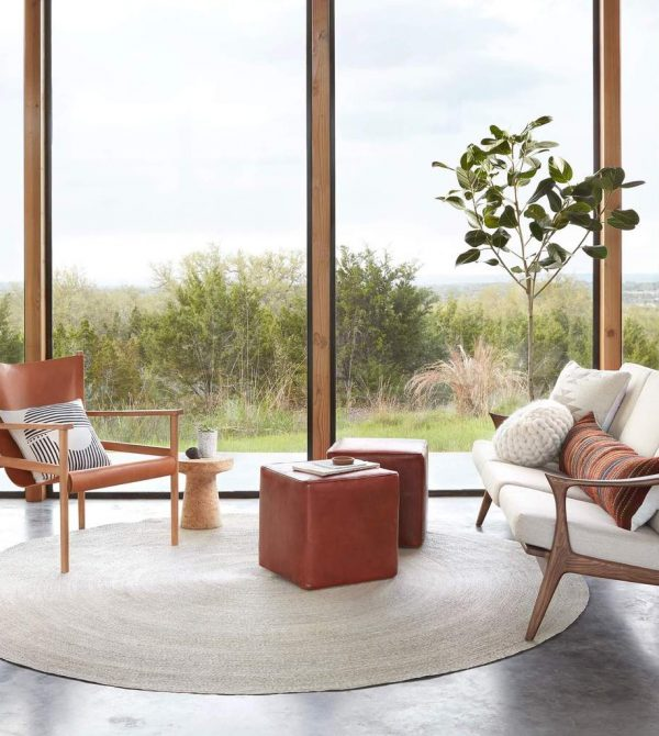 Palm Rug – Round | Handwoven in Mexico – The Citizenry