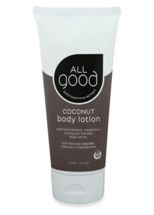 All Good Products | Organic Coconut Lotion