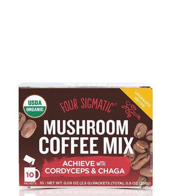 Mushroom Coffee With Cordyceps