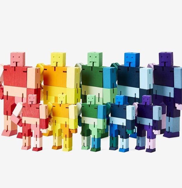 Cubebot® Capsule Collection || Cubebot