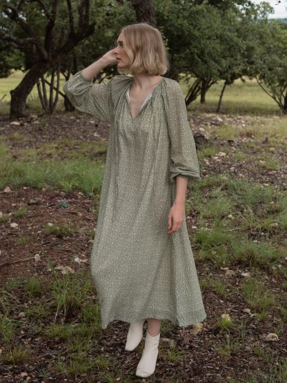Emilie Dress - Canyon Floral - LAUDE the Label