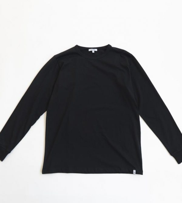 LONG SLEEVE TEE – BLACK