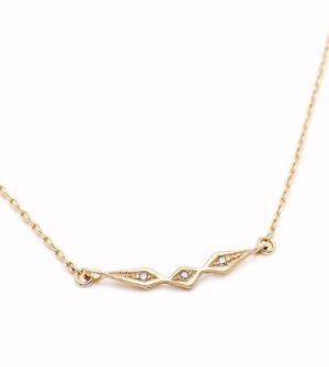 Inez Bar Necklace