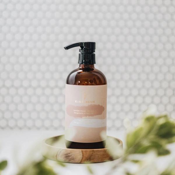 Hand soap – bergamot and ho wood