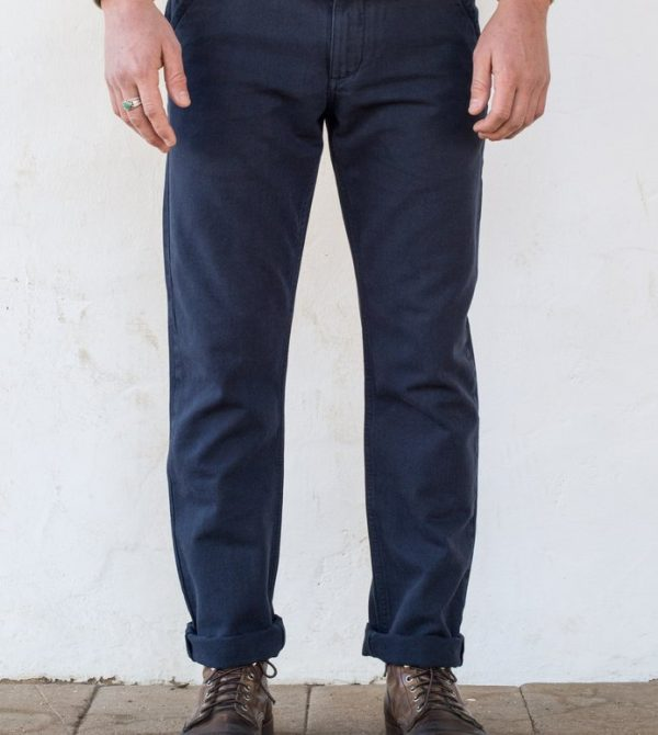 Workers Chino Slim Fit  Navy