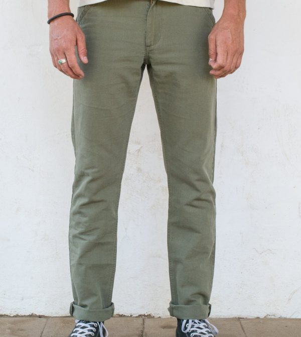 Workers Chino Slim Fit  Olive