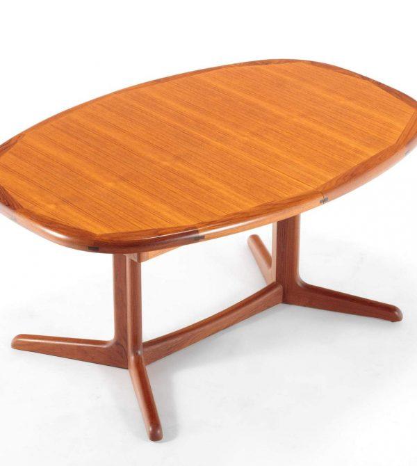 Danish Modern Extension Table in Teak