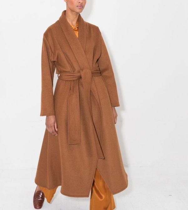 Terra Wool Trench Coat