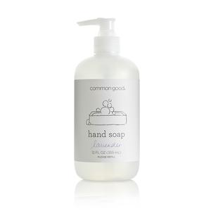 Plant-Based Hand Soap