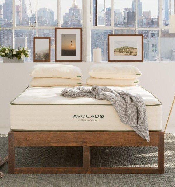 Eco Wood Bed Frame