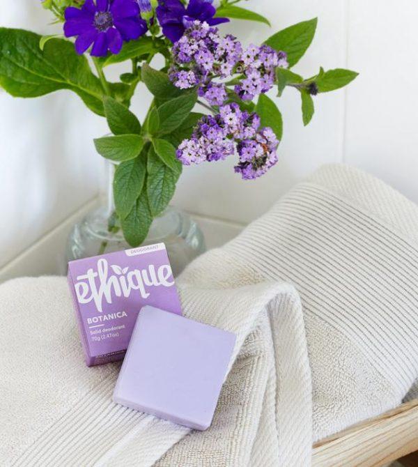 Botanica – Lavender & Vanilla Solid Deodorant