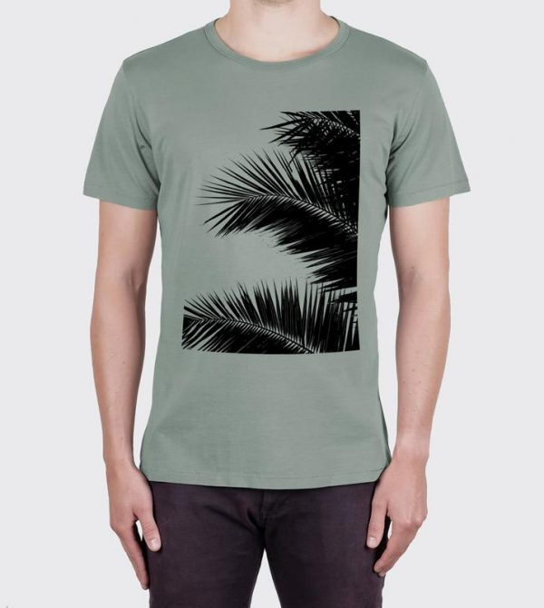FRONDS Tee – Agave