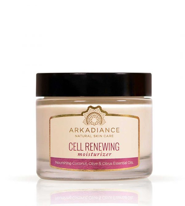 Natural Cell Renewing Moisturizer
