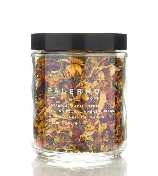 Botanical Facial Steam – Calendula + Comfrey