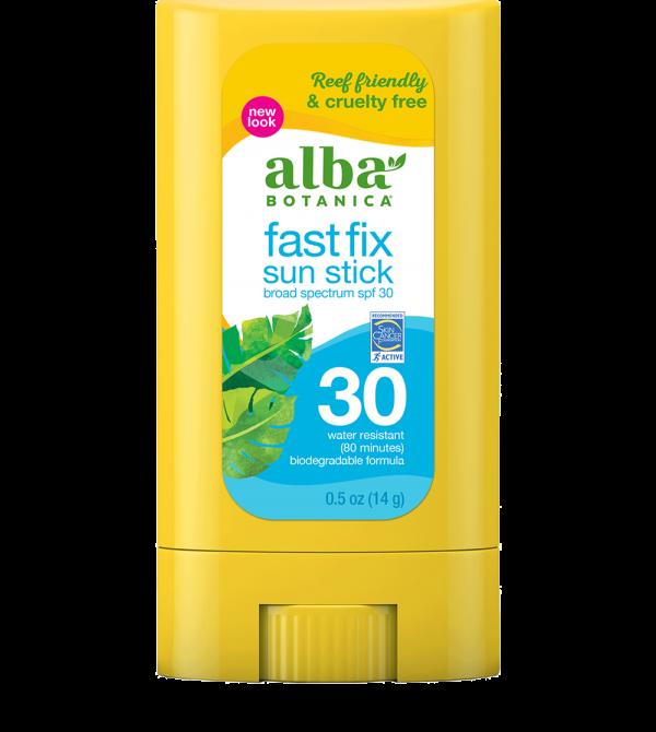 fast fix – Alba Botanica