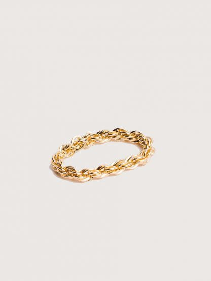 French Rope Ring - LAUDE the Label