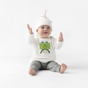 Frog organic t-shirt